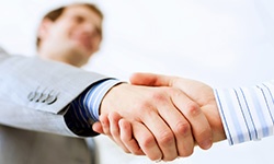 Kooperation mit Sektoren